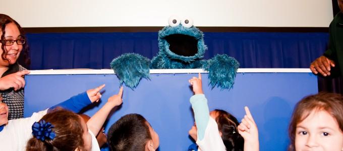 Kids Cookie Monster-Vaknin